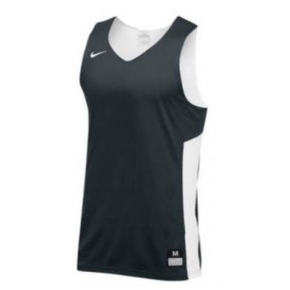 Nike Mens Reversible Jersey Medium Black/White
